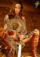 Tattoo girl - part 2