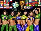 FIFA WORLD CUP - BRAZILIAN CHEERLEADERS