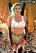 Aphrodite IX by M4