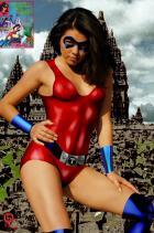 World Tour in Comics: Indonesia