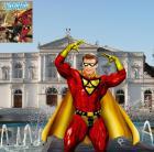 World Tour in Comics: Chile