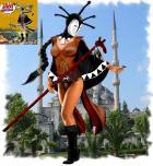 World Tour in Comics: Turkey