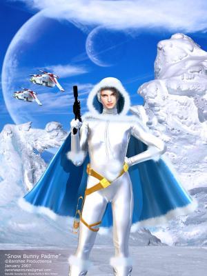 Snow Bunny Padme