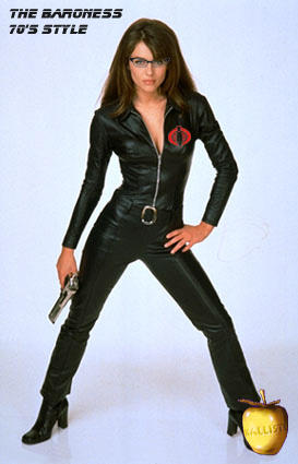 The Baroness: 70s Style