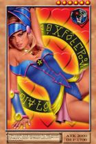Dark Magician Girl Card