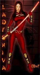 GOTW Lady Shiva