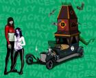 Wacky Races - car 02