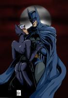 Batman and Catwoman: Moonlight Rendevous