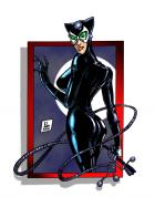 Catwoman: Colored