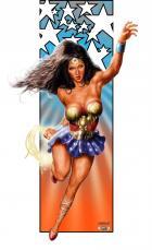 Shade's Silver Age Wonder Woman in Technicolor