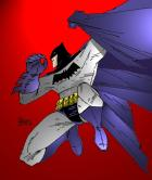 Batman: Frank Miller style