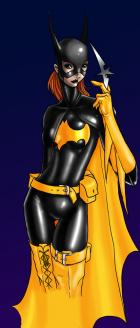 THe one true Batgirl