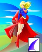 "Supergirl in ""Photogami"""