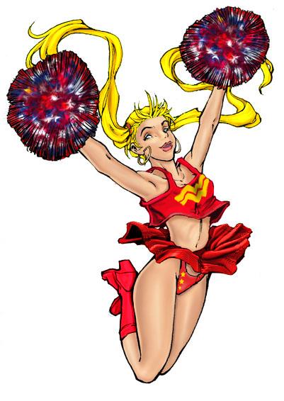 Wondergirl Cheer