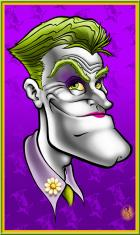 JOKER : portrait of a madman