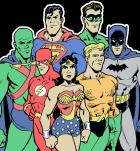 Original Justice League roster