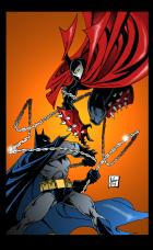 Spawn vs Batman