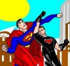 Superman vs Zion Prime