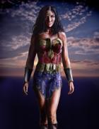 Airbrushed Wonder Woman