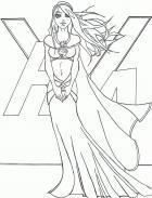 Formal Supergirl