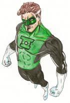 Hal Jordan- Redux