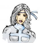 Silver Sable by VL - Colors by Webgeek