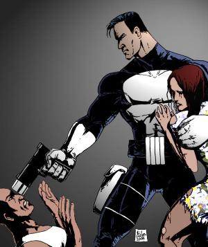 Punisher: Protector of the Innocent