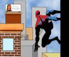 Spider-Man by Freemind510 - Colors by Webgeek
