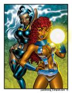 STORM AND STARFIRE