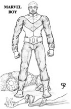 Marvel Boy Challenge (by DM711)