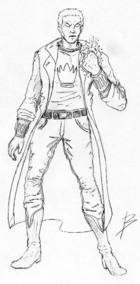 Marvel Boy challenge - Jack Knight Ripoff Edition