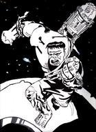 HulkstA (the oddest duo ever)