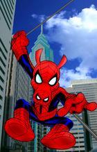Peter Porker!  The Spectacular Spider-Ham!