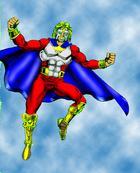 Marvel Boy (refit) Color