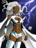 Storm: Mistress of the Elements