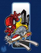 SPIDEY: skateboard