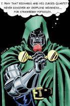 Doom's secret.