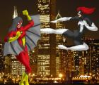 Spider-Woman vs Spider-Woman