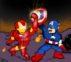 Civil War: Ironman/Cap