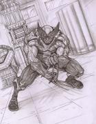 Wolverine Get New Duds......