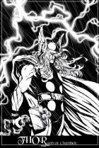 Thor BW