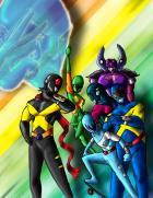 Genetic Soldier Future Knights X-Men
