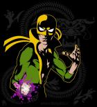IRON FIST . . . by KER1