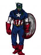 MARVEL Zombie, Skrull, Ape Cap. America