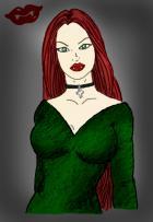 Vampire Lover... in living color