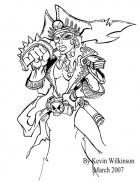 Pirate Month - Capt. Treasure Chest!!!