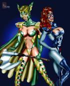 Princess Gamma & Knockout