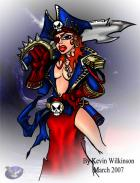 Pirate Month-Cap. Treasure Chest by Meterman colored by Winterhawk