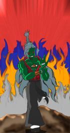 Lord Kuyohashi, King of All-Damned