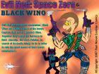Evil Ned: Space Zero and Black Wino by darth_paul